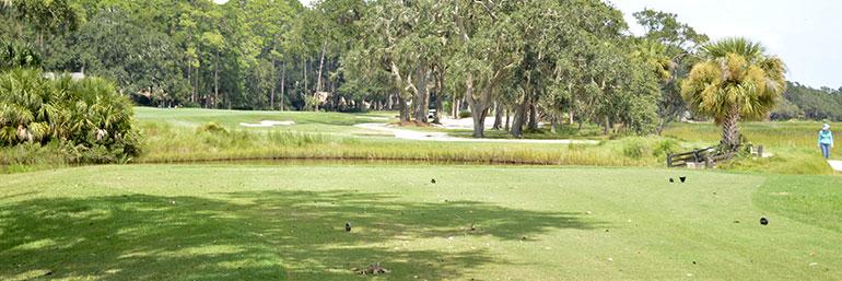 Golf – Marshside